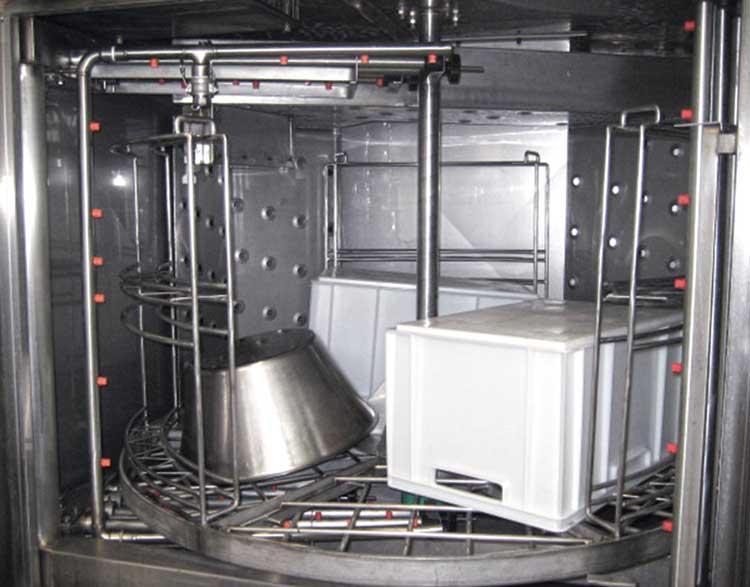 Utensil washer