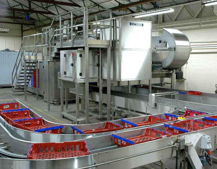 Basket Feed Conveyors
